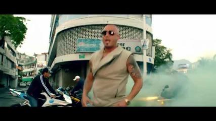 New! Jennifer Lopez ft. Wisin Yandel - Follow The Leader (официално Видео) 2012