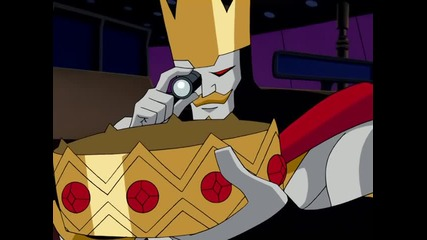 Batman Beyond - 3x01 - King's Ransom