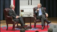 Out of the Gates Jeb Bush Faces Harsh Critics on Iraq War Comments