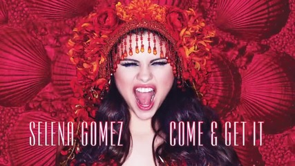 Тийзър! Selena Gomez - Come and Get It