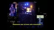 Mixalis Xatzigiannis De fevgo Live ( Не тръгвам, ако заедно не тръгнем) Превод