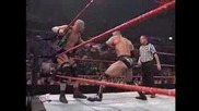 Wwf Rebellion 2001 The Rock Vs. Stone Cold Steve Austin - Част 1