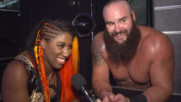 Braun Strowman opens up about his replacement partner Ember Moon