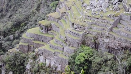 На пътешествие из Мачу Пикчу, Перу - красиви гледки