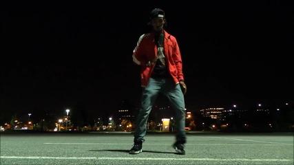 Удивителeн Dubstep танцьор - Beat It