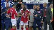 15.08.2009 Евертън - Арсенал 1 - 6