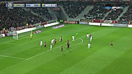 Лил - Анже 0:0 /35-и кръг, Лига 1/