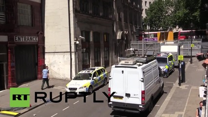 UK: Major counter-terrorism op underway in London in wake of Tunisian attack