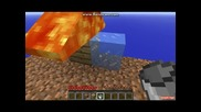 Minecraft-skyblock Оцеляване