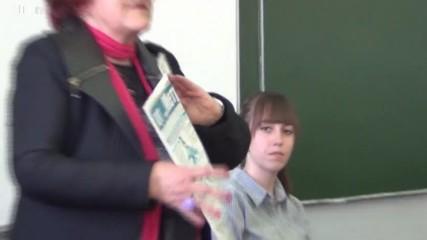 Среща с Елена Хайтова в НТГ-1част