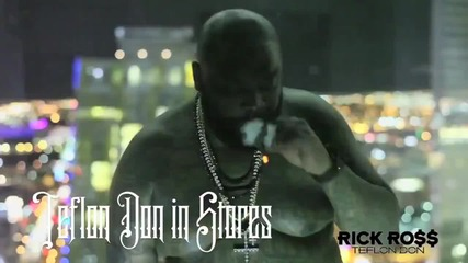 Rick Ross - Hard In The Paint [бг превод]