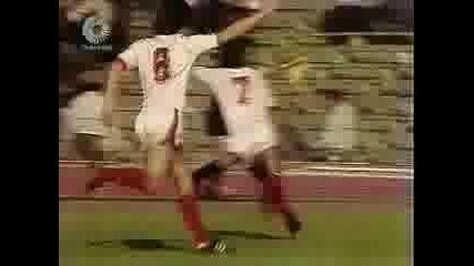 Цска - Левски 2:1.финал за купата на България -19.06.1985 година.