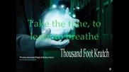Превод - Thousand Foot Krutch - Learn to breath
