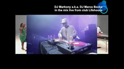 video mix club Lifehouse live from Dj Markony