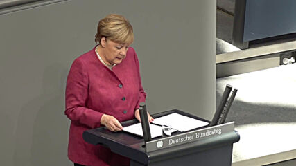 Germany: Merkel calls on 'transparent' Navalny investigation, confirms meeting with Belarus opposition leader Tikhanovskaya