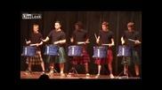 Шотлански барабанисти