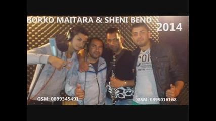 Nai Krasivata Jena (borko Maitara & Sheni Bend 2014 By.dj kiro