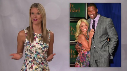 Justin Bieber's Big Crush...Kelly Ripa!?!
