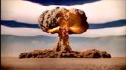 Вижте най-голямата атомна експлозия - Цар Бомба