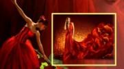 """Carmen ... """" The Woman in Red"""" ... ( Ocarina Dream Opera) ..."""