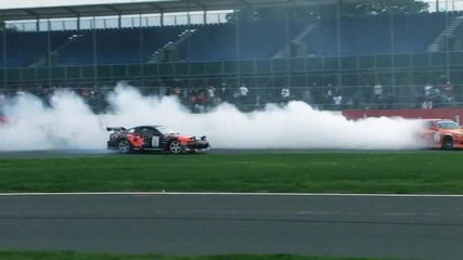 Drift Silverstone Hd