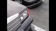 Човекът с най - много еднакви Mercedes 190e