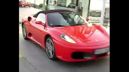 Два броя Ferrari F430 Spider В Свети Влас