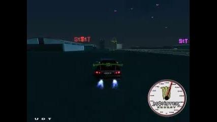 night drifting in Sa:mp