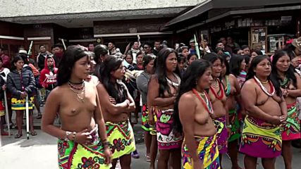 Colombia: Indigenous groups call on govt. action in war-torn Choco region