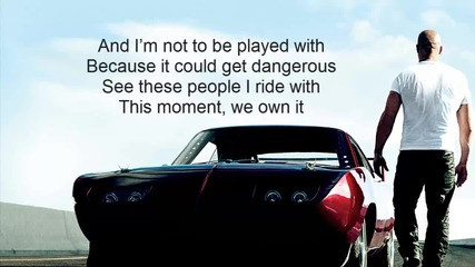 Fast & Furious 6 soundtrack 2 Chainz - We Own It ft. Wiz Khalifa