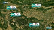 Прогноза за времето на NOVA NEWS (16.04.2021 - 18:00)