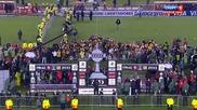 River Plate печели Copa Libertadores 2015 (05.08.2015) - Награждаване