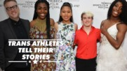 Filmmaker describes getting hate while making trans athlete documentary