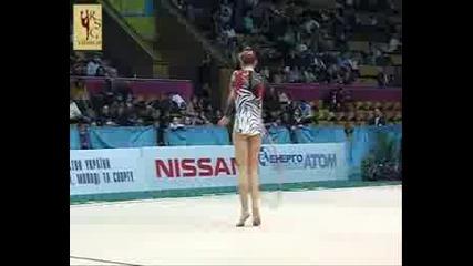 Rhythmic Gymnastics Montage
