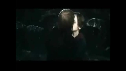 Ron and Hermione kiss Harry Potter and the Deathly Hallows part 2 (kiss)