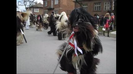 Средец - Кукеровден 2010 - Видео