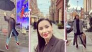 Нов град, нов дом, нов живот: Кобилкина мигрира в Лондон и е по-вдъхновена отвсякога