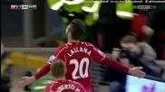 (2014) Ливърпул - Суонзи (4:1) Всички голове