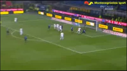 Inter 5:3 Roma All Goals