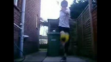 Крис - Бъдещ Футболен Талант