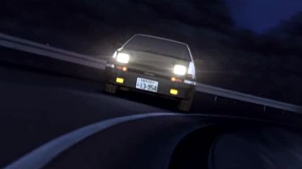 Initial D Amvwelcome to The Night