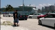 Cec Wheels Bmw M3 Meet - Photo Op Miami Skyline