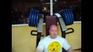 Tsvetomir Parashkevov - Belgieca 160 kg.