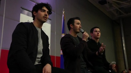 We Day Minnesota kick off with The Jonas Brothers