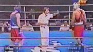 Владимир Кличко Срещу Алексей Лезин Полу Финали Олимпийските Игри Атланта 1996