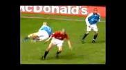 Футболът: Познат Като Груба Игра...