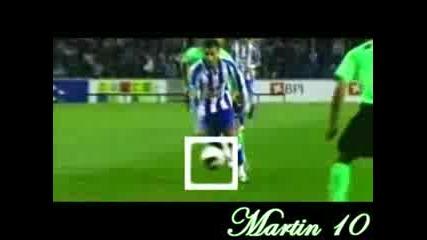 Ricardo Quaresma vs Cristiano Ronaldo 2008