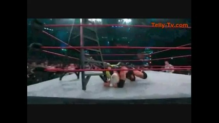 Tna Against All Odds 2011 Jeff Hardy vs Mr. Anderson Part 2