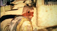 Spec Ops The Line - My Gameplay # 2 - Канибали :д
