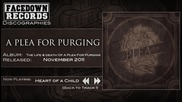 A Plea for Purging - Heart of a Child